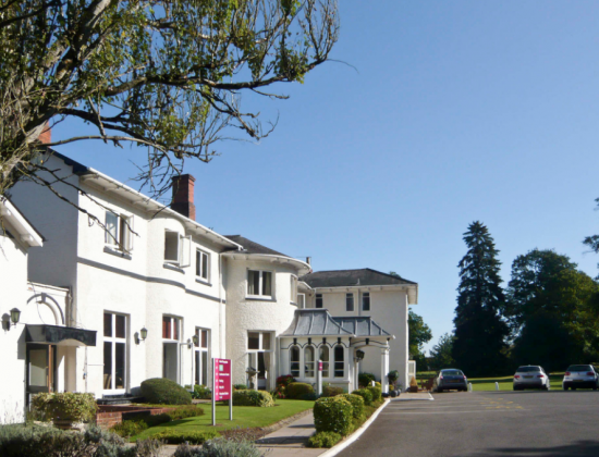 Brandon Hall Hotel & Spa (Mercure)