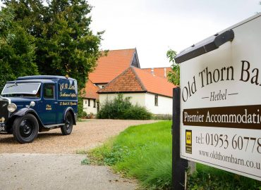 Old Thorn Barn B&B