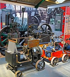 The Anson Engine Museum