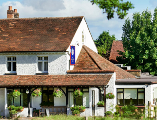 The Carpenters Arms, Limpsfield
