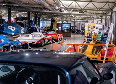 The 24 Hours of Le Mans Museum