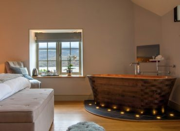Coes Faen Spa Lodge