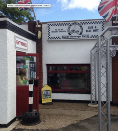 The Super Sausage Cafe, Towcester
