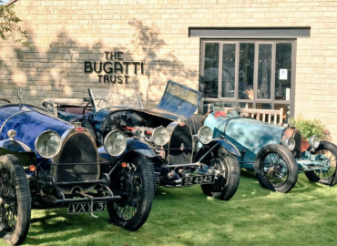 The Bugatti Trust Visitor Centre
