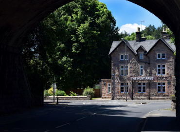 The Hurt Arms, Ambergate